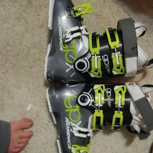 Nordica powerstrap 35 mm ski boots these are the f